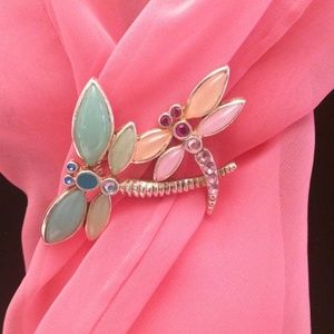 🎉3/$15🎉 Colorful Dragonflies Brooch Pin